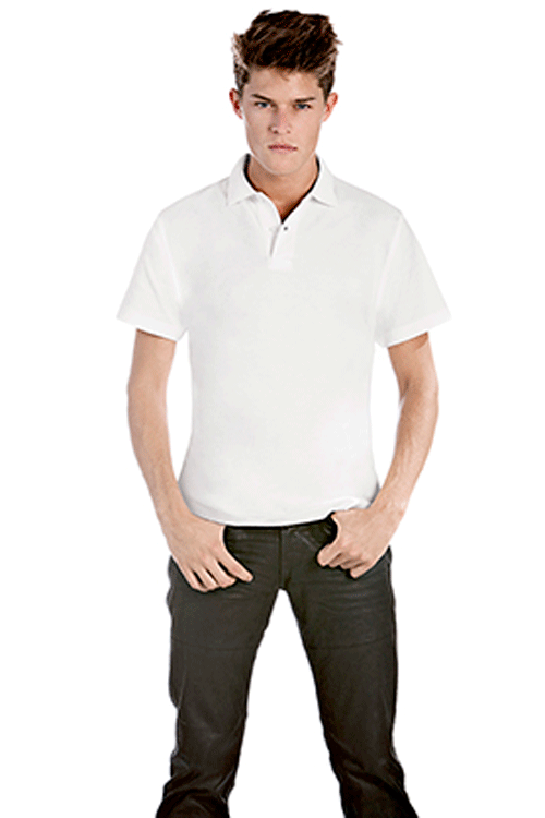 Tricou polo pique B&C Collection