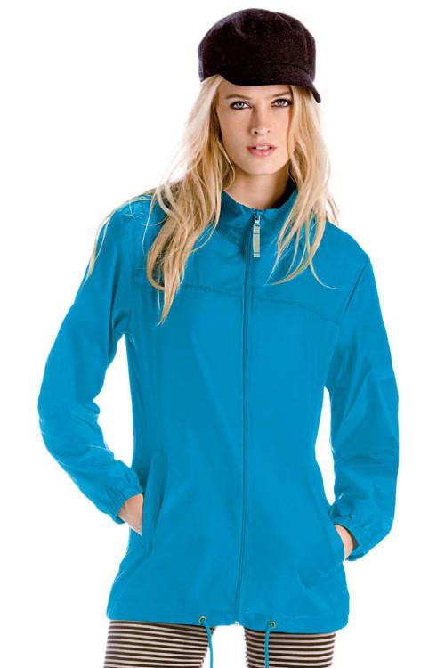 Jacheta de damă cu protecție împotriva vântului B&C Collection