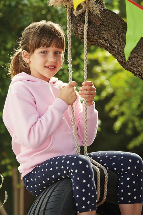 Bluză de copii cu glugă Fruit of the Loom