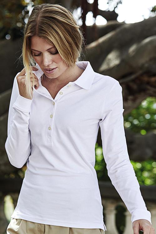 Bluză polo damă Luxury Stretch Tee Jays