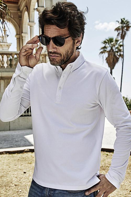 Bluză polo Fashion Luxury Stretch Tee Jays