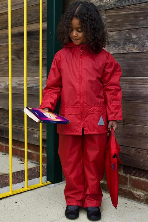 Costum de ploaie copii Result