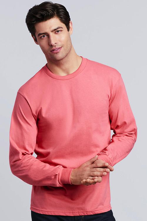 Tricou cu mânecă lungă Hammer Gildan