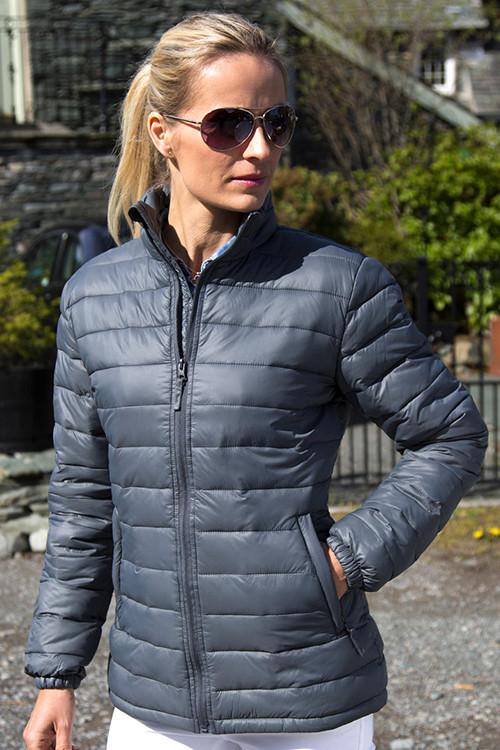Jachetă căptuşită de damă Ice Bird Result Urban