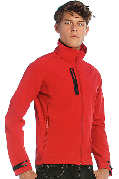Jacheta de bărbat Technical Softshell B&C Collection