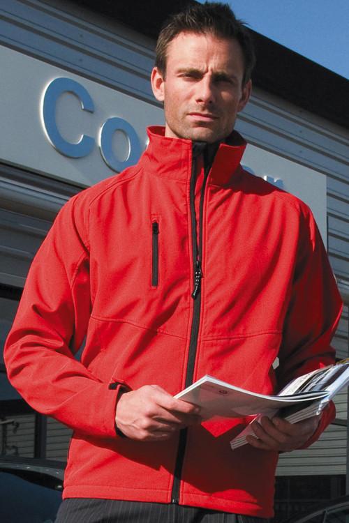 Jachetă softshell Base Layer Result