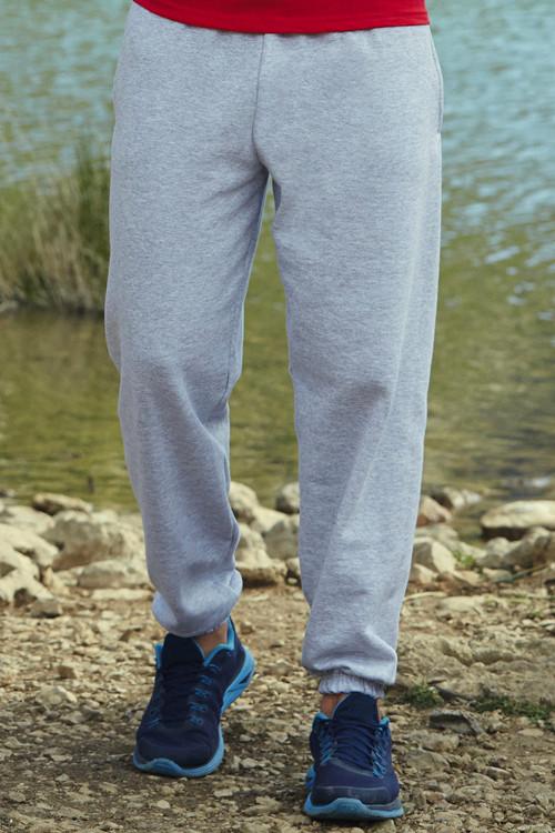 Pantaloni de trening cu strângere Fruit of the Loom