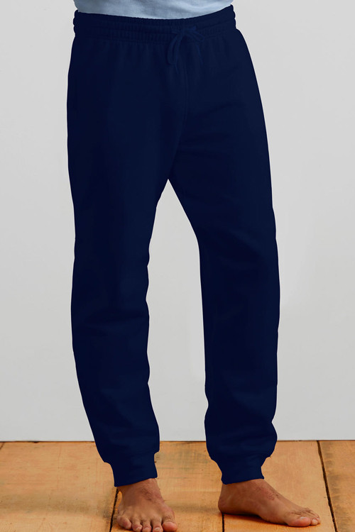 Pantaloni Sweat pentru adulţi Heavy Blend cu manșetă Gildan