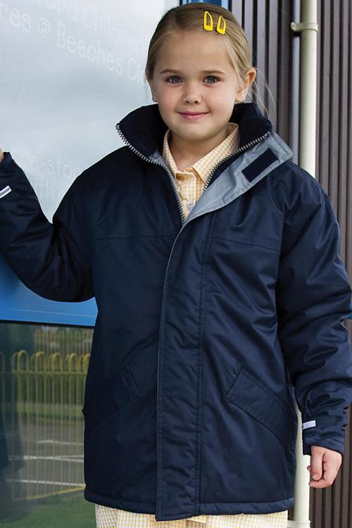 Parka de iarnă copii Result Core