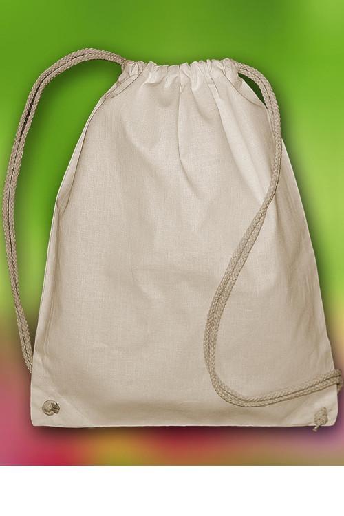 Rucsac Organic Cotton Drawstring bags by jassz