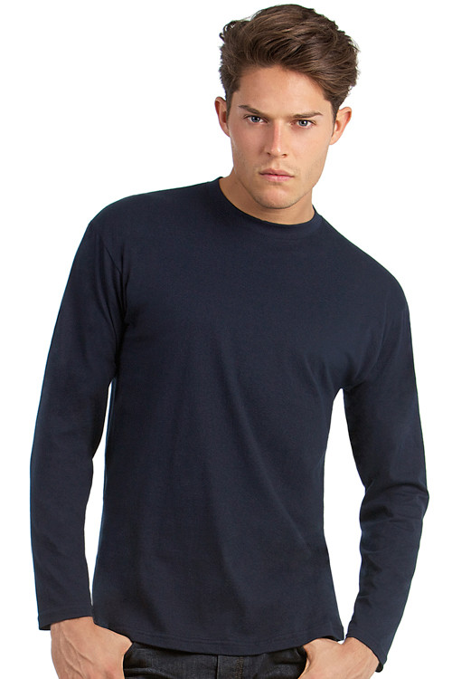 Tricou cu mânecă lungă B&C Collection
