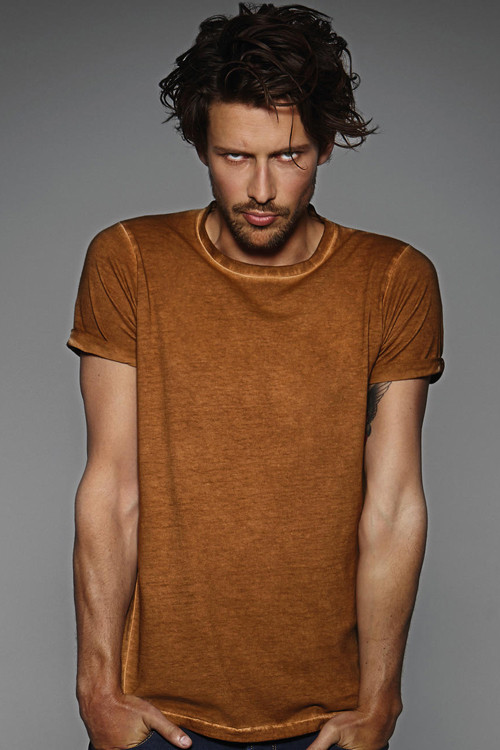Tricou Denim Ultimate Look B&C Collection