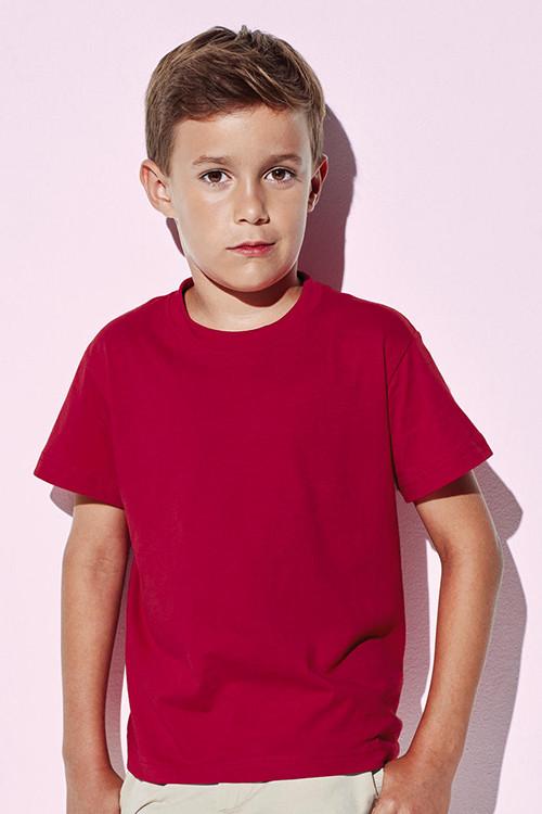 Tricou organic de copii Jamie Stedman