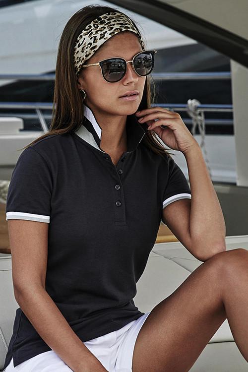 Tricou polo damă Club Tee Jays