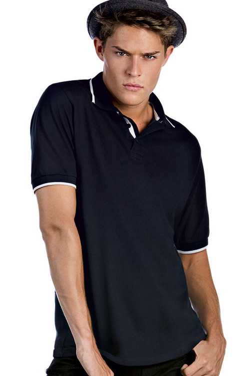 Tricou polo Safran Sport B&C Collection
