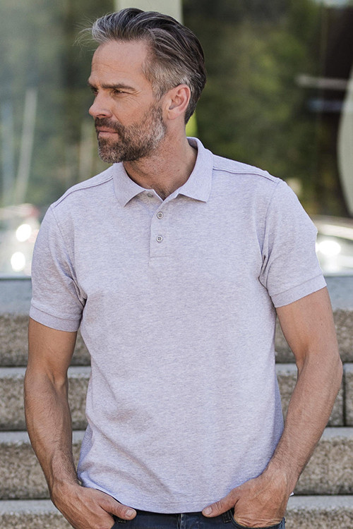 Tricou polo Tailored Stretch Russell