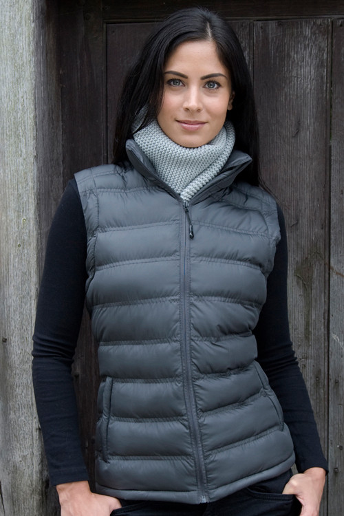 Vestă de damă Ice Bird Padded Gilet Result Urban