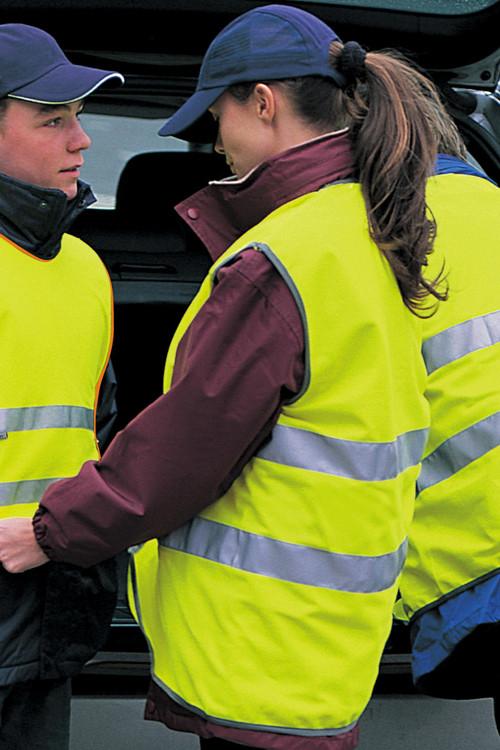 Vestă de protecţie Safe Guard by Result