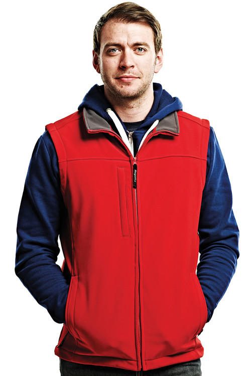 Vestă Flux Softshell Bodywarmer Regatta Professional