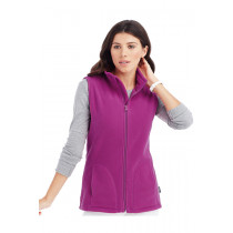 Polar Active Fleece Vest Women Active by Stedman