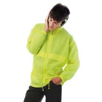 Jacheta cu protecție împotriva vântului B&C Collection