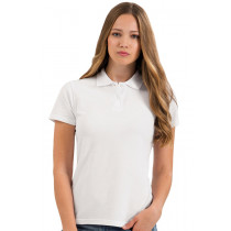 Tricou polo pique de damă B&C Collection