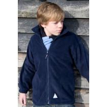 Jachetă din polar de copii Result