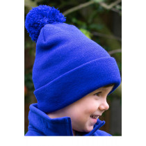 Căciulă copii Pom Pom Result Winter Essentials
