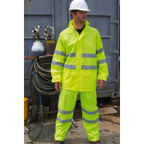 Costum de ploaie High Viz Safe Guard by Result