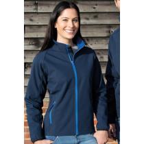 Jachetă softshell de damă, imprimabilă Result Core