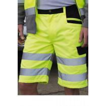 Pantaloni scurţi Safety Cargo Safe Guard by Result