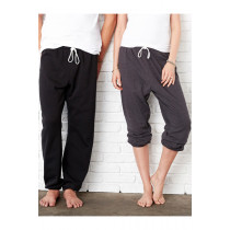 Pantaloni Unisex Poly-Cotton Scrunch Bella + Canvas