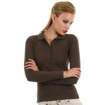 Bluză polo damă Safran Pure B&C Collection