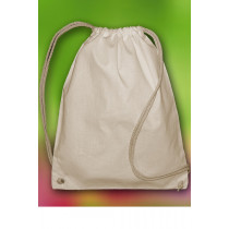 Rucsac Organic Cotton Drawstring bags by jassz