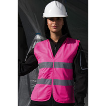 Tabard damă Hi-Viz Safe Guard by Result