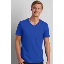 Tricou de bărbat V-Decolteu Softstyle® Gildan