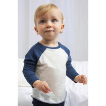 Tricou bebeluș Superstar Baseball BABYBUGZ