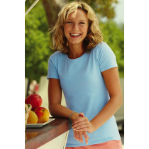 Tricou Lady-Fit Crew Neck Fruit of the Loom