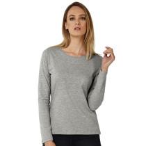 Tricou damă cu mânecă lungă #E150 B&C Collection
