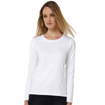 Tricou damă cu mânecă lungă #E190 B&C Collection