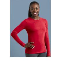 Tricou cu mânecă lungă damă Performance® Gildan