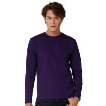 Tricou cu mânecă lungă #E190 B&C Collection