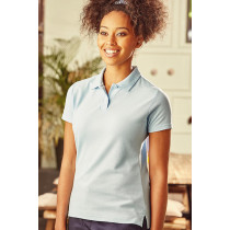 Tricou polo damă Poly-Cotton Blend Russell