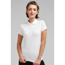 Tricou polo damă Signature Stretch Tagless SG