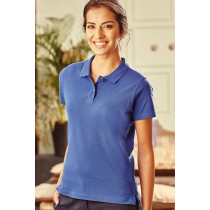 Tricou polo damă Ultimate Cotton Russell
