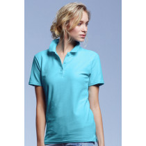 Tricou polo de damă Double Piqué Anvil