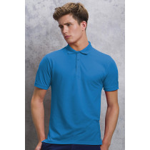 Tricou Polo Slim Fit Superwash® 60º Kustom Kit