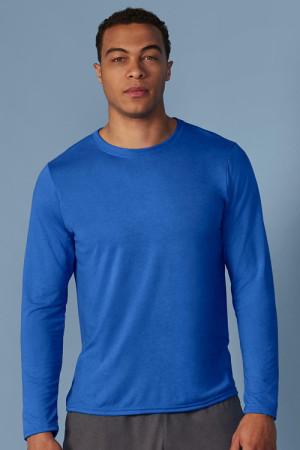Tricou cu mânecă lungă Performance® Gildan