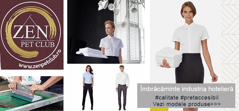 Îmbrăcăminte industria hotelieră