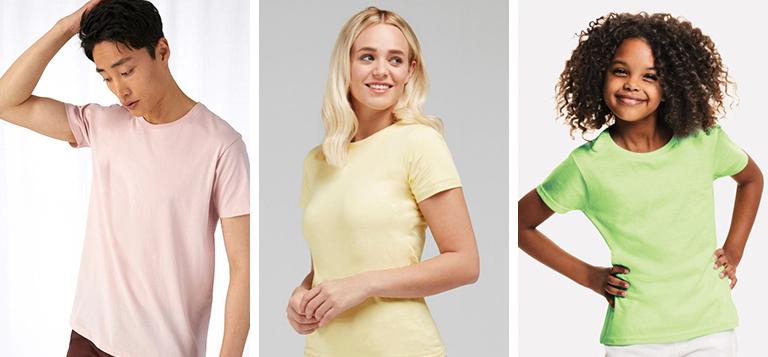 Tricouri fără etichetă